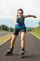 Czy jeżdząc na rolkach można schudnąć? | sunela.eu